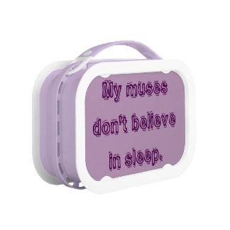 Mis musas no creen en sueño