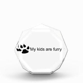 Mis niños son peludos (la pata del perro)