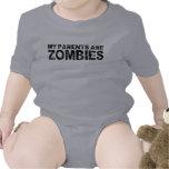 Mis padres son zombis traje de bebé