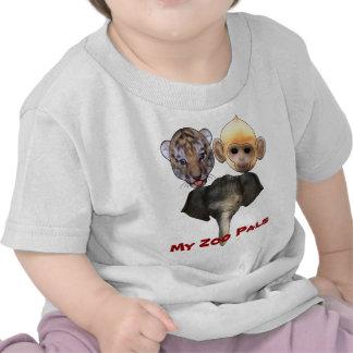 Mis Pals del parque zoológico Camisetas