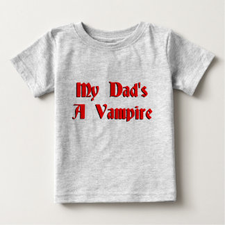Mis papás un vampiro playera