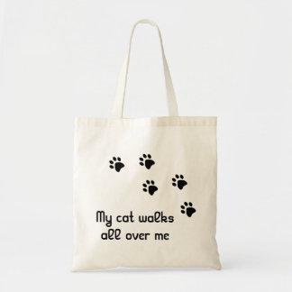 Mis paseos de gato por todo mí tote