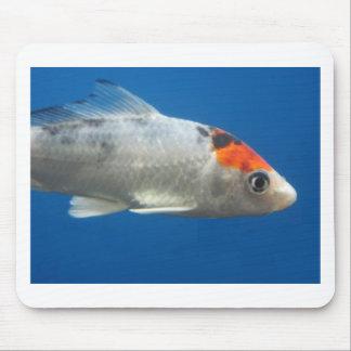 Mis pescados de Koi del mascota Tapete De Ratón