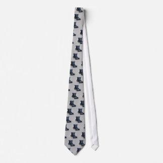 Mis pies corbata personalizada