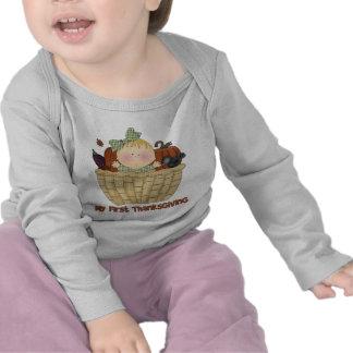 Mis primeras camisetas de la niña de la acción de