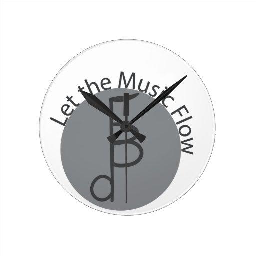 Mis productos del logotipo relojes