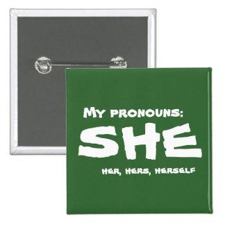 Mis pronombres ella