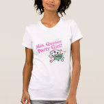 Mis Quince Party Girl Tee Shirts