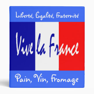 Mis recetas francesas preferidas - carpeta de