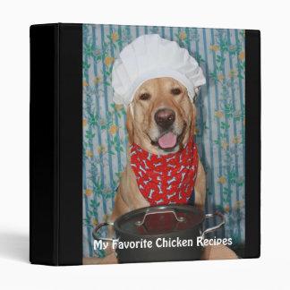 """Mis recetas preferidas del pollo carpeta 1"""""""
