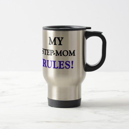 Mis reglas de la madrastra taza