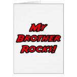 Mis rocas de Brother Felicitacion