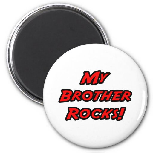 Mis rocas de Brother Imán