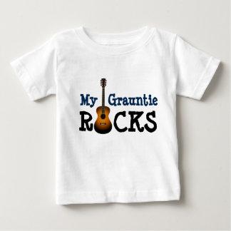 """¡""""Mis rocas de Grauntie! """" Remera"""