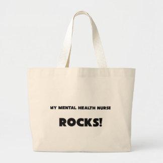¡MIS ROCAS de la enfermera de salud mental! Bolsas