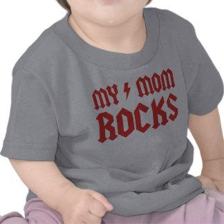 ¡Mis rocas de la mamá! Camisetas