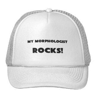 ¡MIS ROCAS de Morphologist! Gorros Bordados