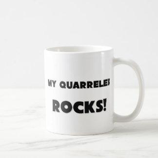 ¡MIS ROCAS de Quarreler Tazas De Café