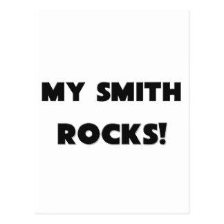 ¡MIS ROCAS de Smith Tarjeta Postal