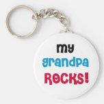 Mis rocas del abuelo llavero