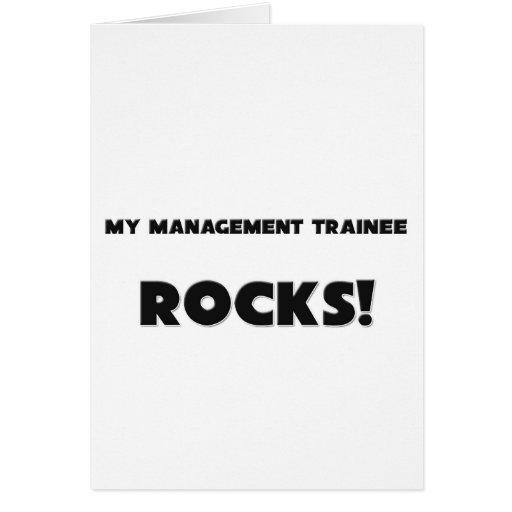 ¡MIS ROCAS del aprendiz de la gestión! Felicitaciones