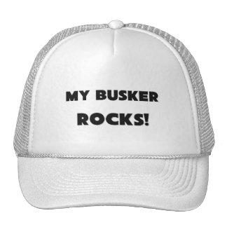 ¡MIS ROCAS del Busker! Gorras De Camionero