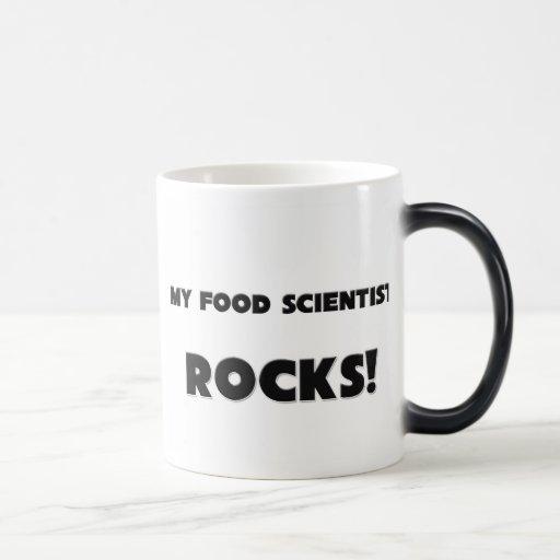 ¡MIS ROCAS del científico de la comida! Taza