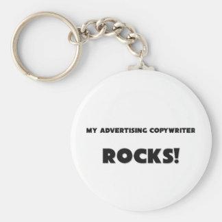¡MIS ROCAS del Copywriter de la publicidad Llaveros Personalizados