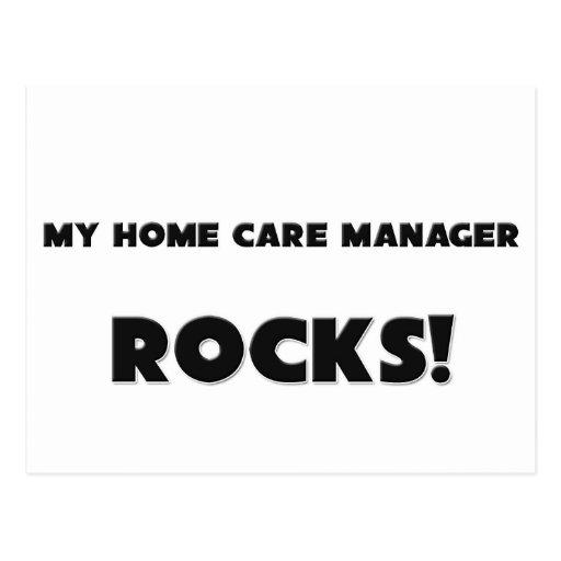 ¡MIS ROCAS del encargado de cuidados en casa! Postales