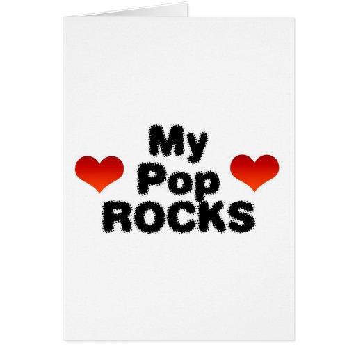 Mis rocas del estallido felicitacion