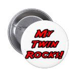 Mis rocas del gemelo pins