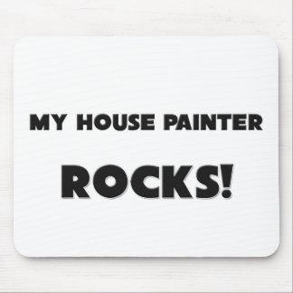 ¡MIS ROCAS del pintor de casa! Tapete De Raton