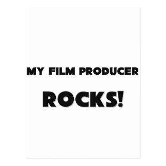 ¡MIS ROCAS del productor cinematográfico! Tarjetas Postales