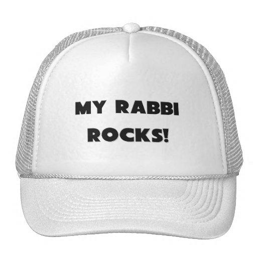 ¡MIS ROCAS del rabino! Gorra