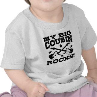 Mis rocas grandes del primo camisetas