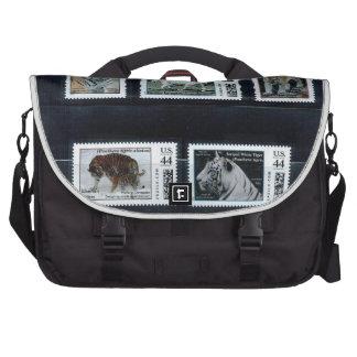 Mis sellos personalizados p1 por zazzle com dorin bolsas de portatil