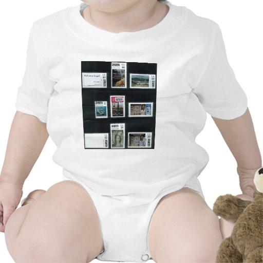 Mis sellos personalizados p2, por zazzle.com/dorin traje de bebé
