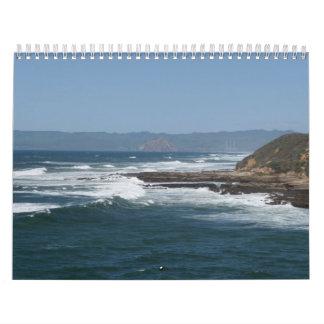 Mis tiros del océano de Favoritel Calendario