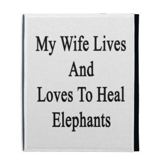 Mis vidas y amores de la esposa para curar