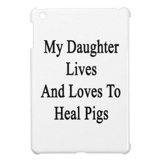 Mis vidas y amores de la hija para curar cerdos