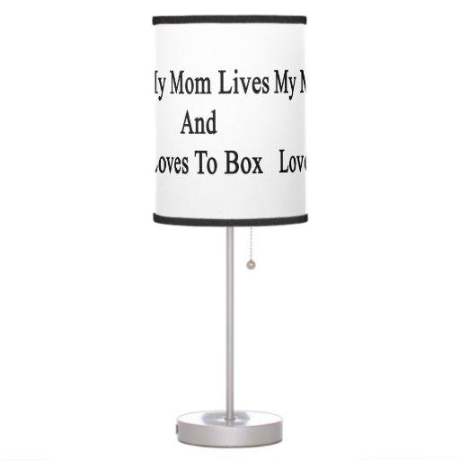 Mis vidas y amores de la mamá a la caja