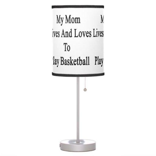 Mis vidas y amores de la mamá para jugar a balonce