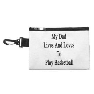 Mis vidas y amores del papá para jugar a
