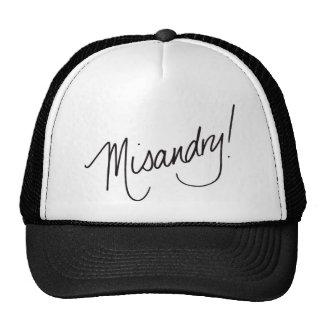 ¡Misandry! Gorros Bordados