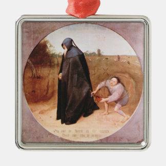 Misántropo de Pieter Bruegel Adorno De Reyes