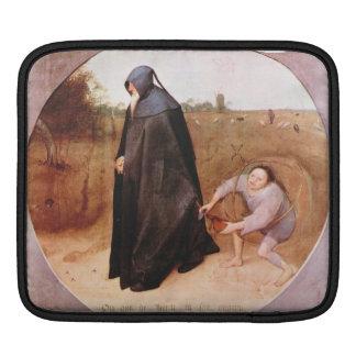 Misántropo de Pieter Bruegel Fundas Para iPads