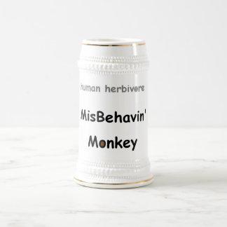 Misbehavin' Monkey Stein
