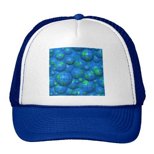 misc279 mesh hats