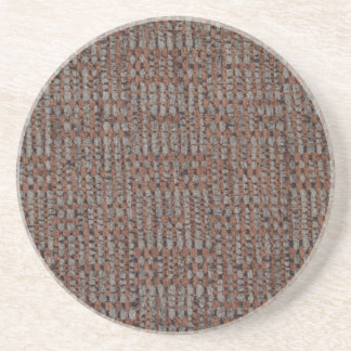 Misc. Fabric---Woven Upholstery Texture Coaster