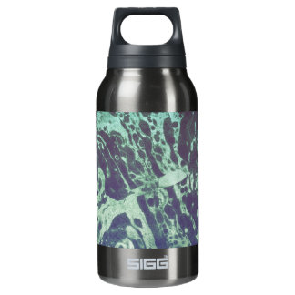 Misc picture 7 (Black & Blue effects) Insulated Water Bottle